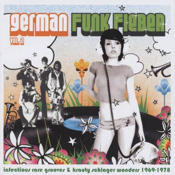 Va Vol.2, German Funk Fieber