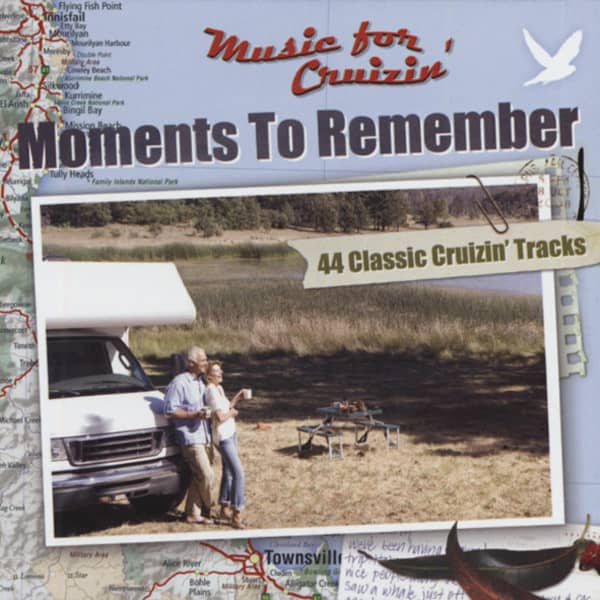 Va Music For Cruizin' - Moments To Remenber 2-CD