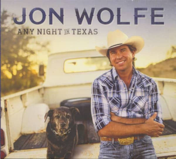 Any Night In Texas (CD)