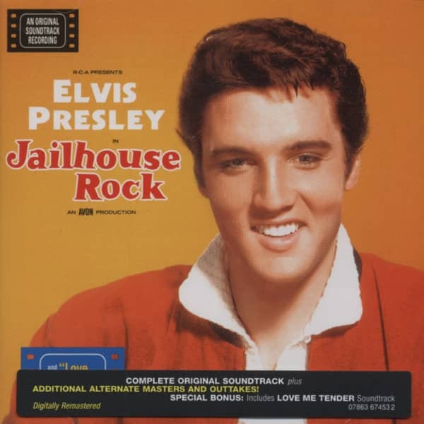 Jailhouse Rock - plus (USA)