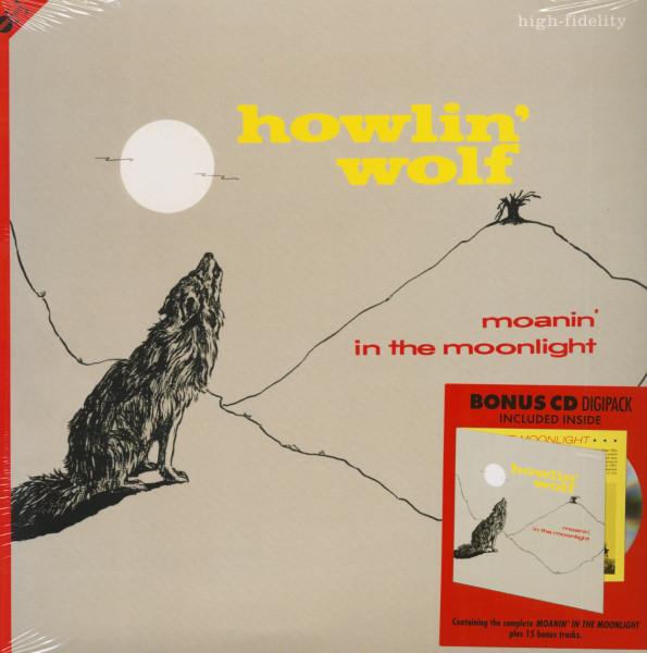 Moanin' In The Moonlight (LP & CD)