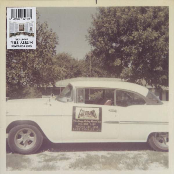 The Funky Side Of Goldband - Anla Records (2-LP-Album + Download)