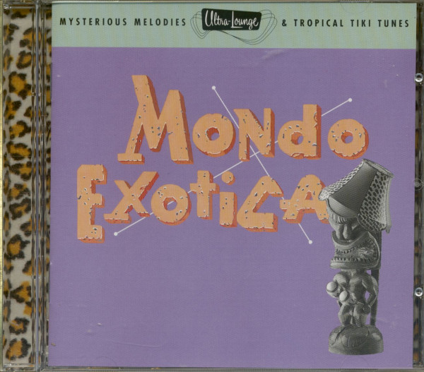 Ultra Lounge Vol.1 - Mondo Exotica (CD)