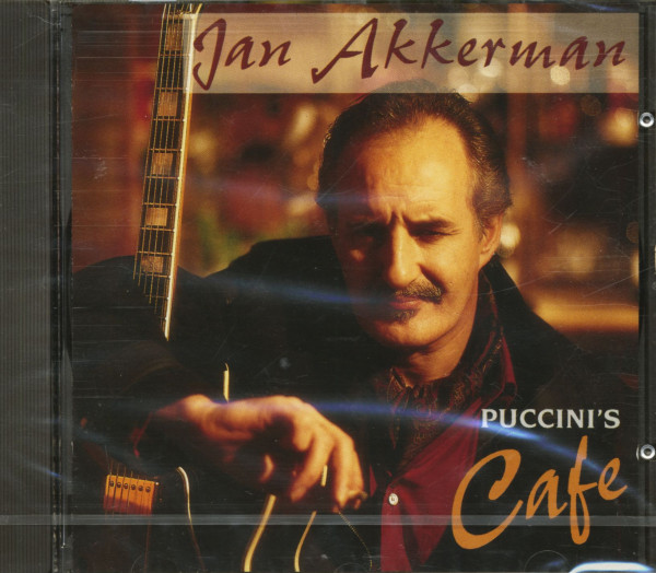 Puccini's Cafe (CD)