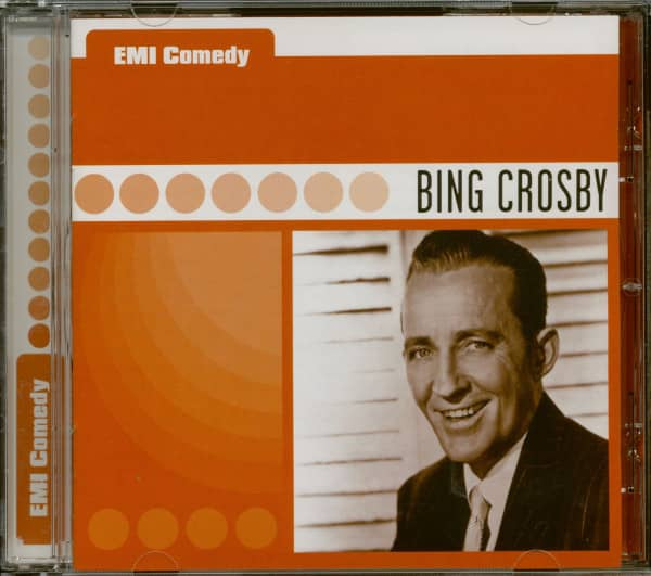 Bing Crosby - EMI Comedy (CD)