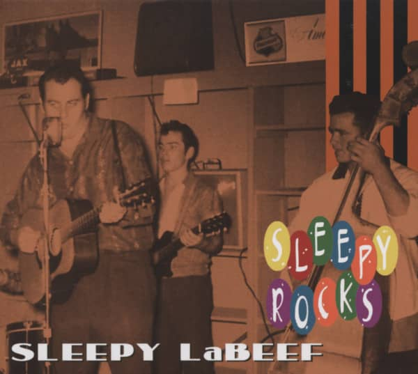 Sleepy LaBeef - Sleepy Rocks
