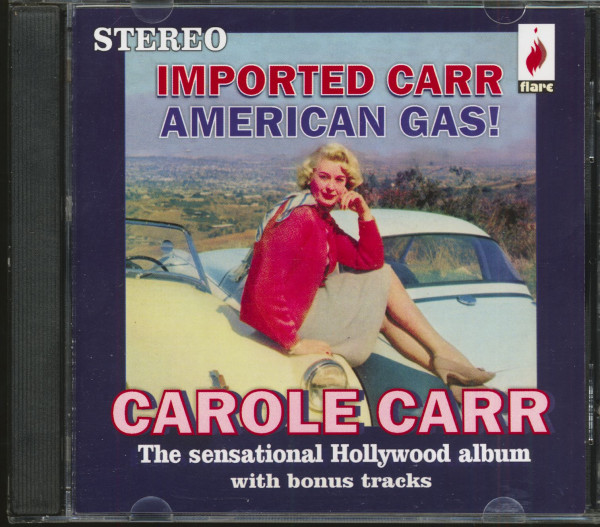 Imported Carr - American Gas! (CD)