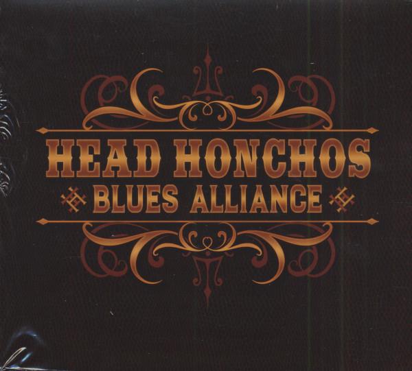 Blues Alliance (CD)