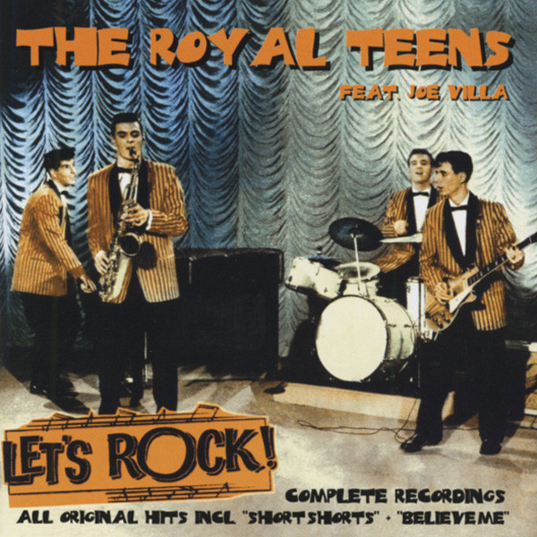 Royal Teens Let's Rock