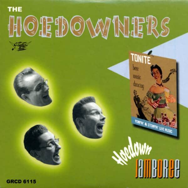 Hoedown Jamboree - Mini Album