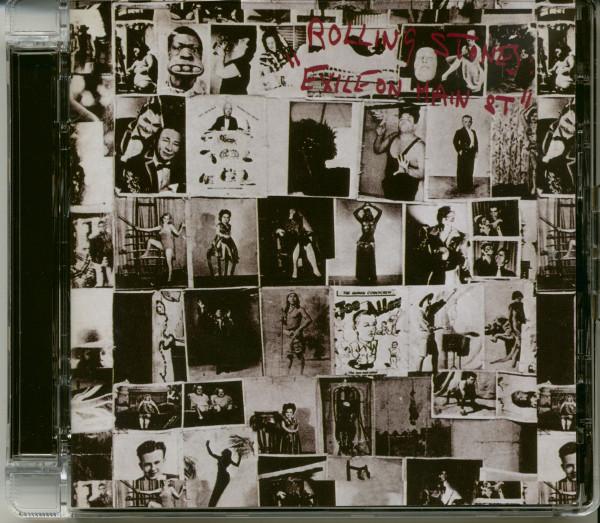 Exile On Main Street ((CD)