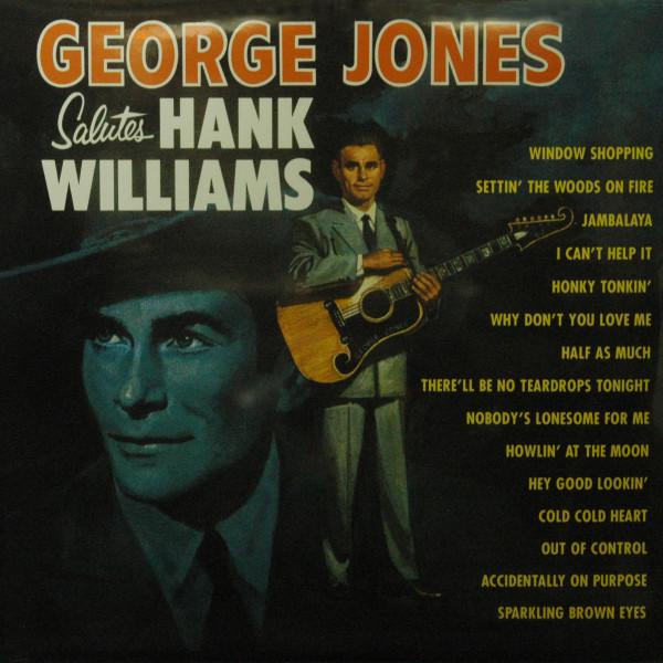 Salutes Hank Williams...plus