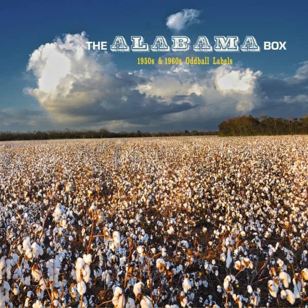 Alabama Box (8-CD Box Set)