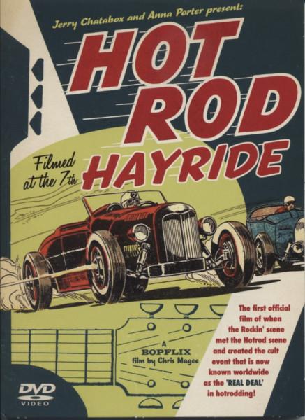 Hot Rod Hayride - Cars, Girls, Rockabilly (DVD)