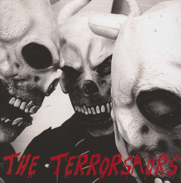 The Terrorsaurs (7inch, 45rpm, PS)