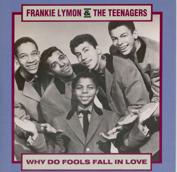 Why Do Fools Fall In Love - Goody Goody (7inch, 45rpm, SC, PS)