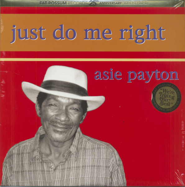 Just Do Me Right (LP)