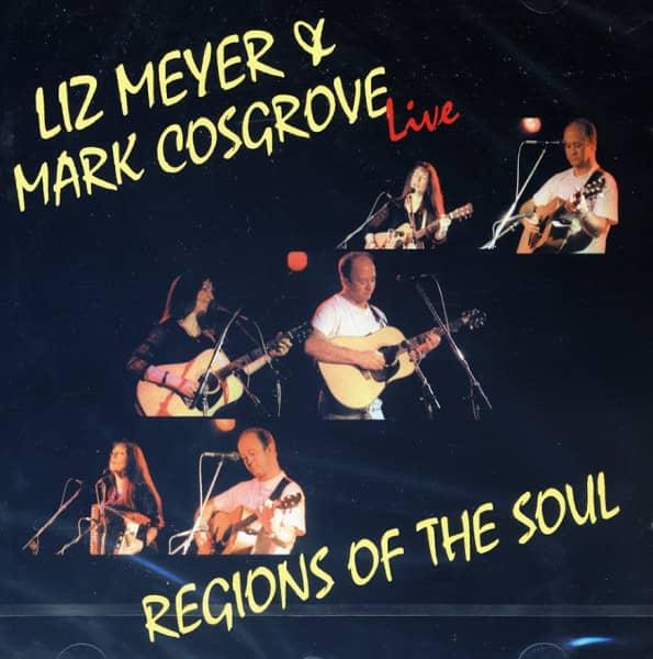 Meyer, Liz & Marc Cosgrove Regions Of The Soul - Live