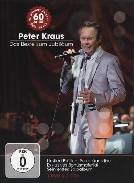 Das Beste zum Jubiläum (DVD+2-CD)