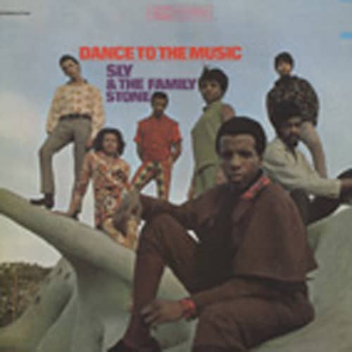 Dance To The Music - HQ Vinyl