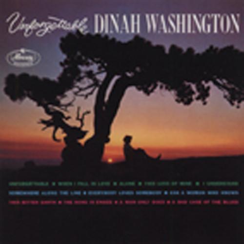 Washington, Dinah Unforgettable...plus
