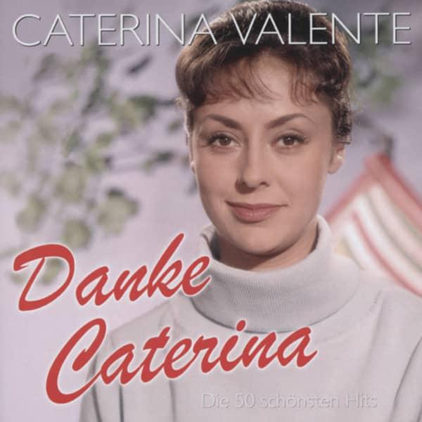 Valente, Caterina Danke Caterina (2-CD)