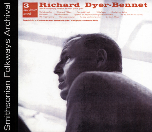 Richard Dyer-Bennet Vol.3