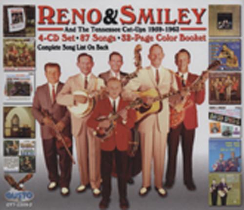 Reno, Don & Red Smiley 1959-63 (4-CD)