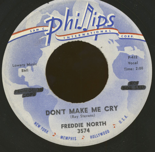 Don't Make Me Cry - Someday She'll Come Along (7inch, 45rpm)
