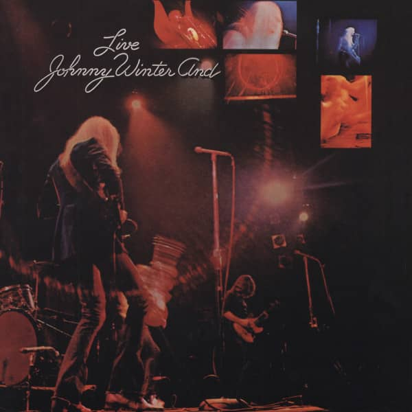 Winter, Johnny Johnny Winter And Live