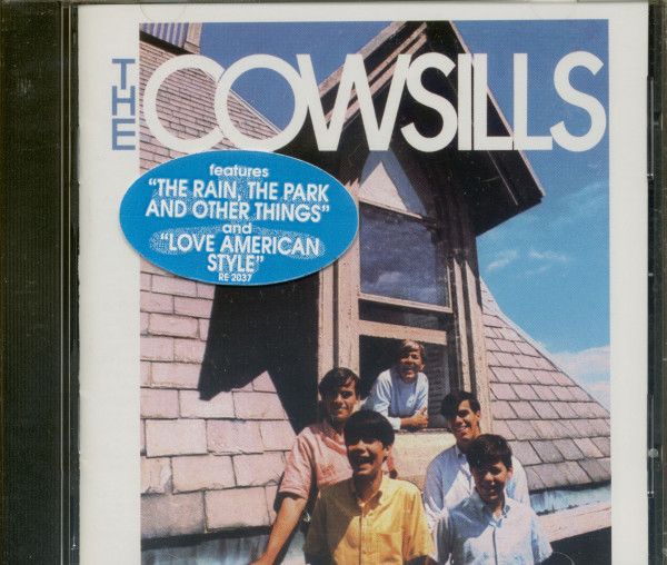 The Cowsills (CD)