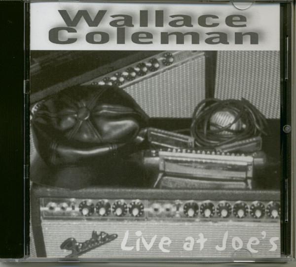 Coleman, Wallace Live At Joe's