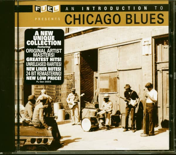 An Introduction To Chicago Blues (CD)