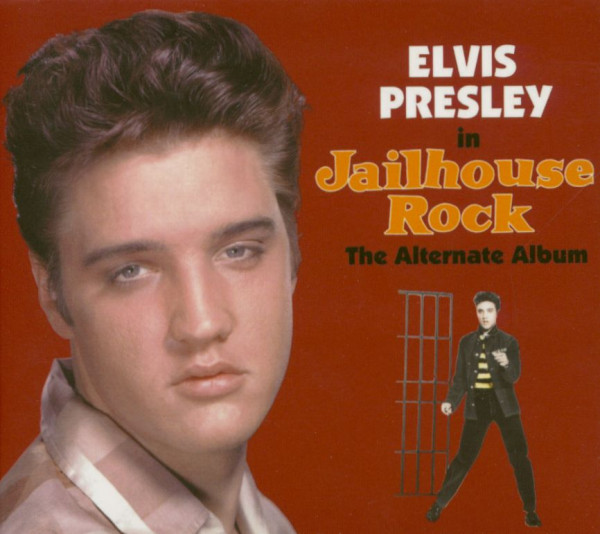 Jailhouse Rock - The Alternate Album (CD)