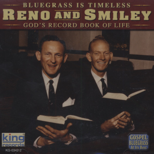 Reno, Don & Red Smiley God's Record Book Of Life