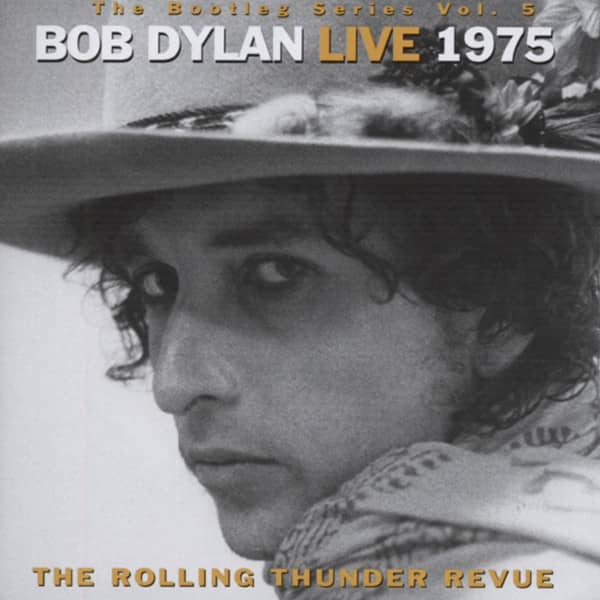 Vol.5, Bootleg Series - Live 1975 (2-CD)