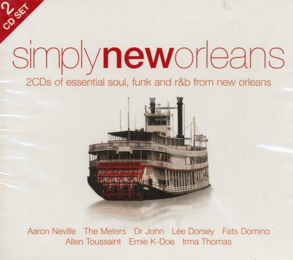 Simply New Orleans (2-CD)