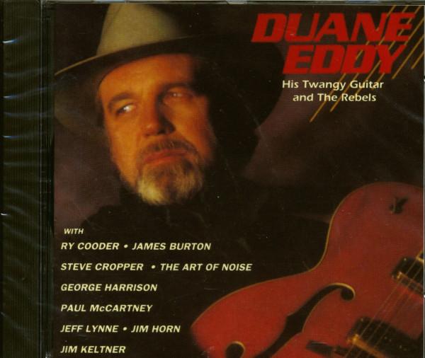 His Twangy Guitar And The Rebels (CD)