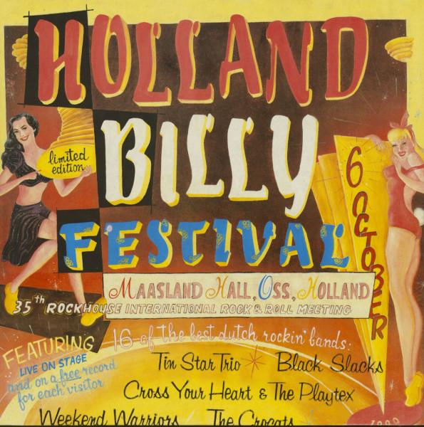 Holland Billy Festival (LP)