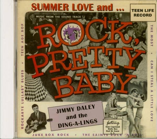 Rock Pretty Baby (CD)