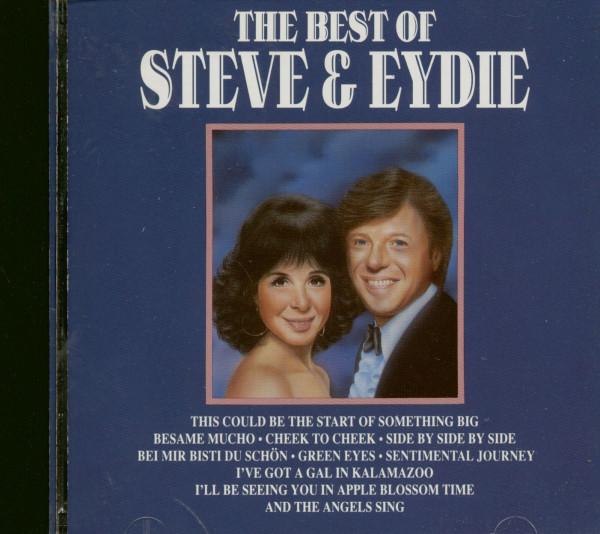 The Best Of Steve & Eydie (CD)