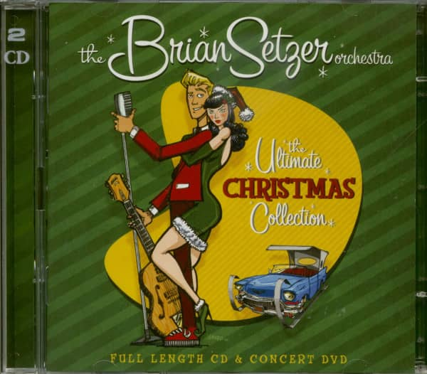 The Ultimate Christmas Collection (CD & DVD)