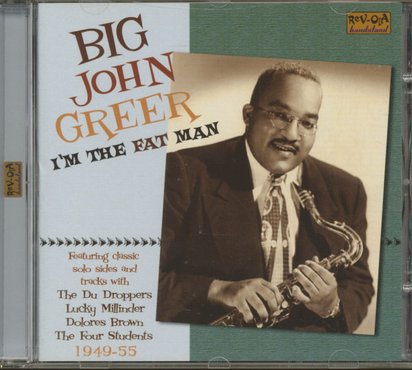 I'm The Fat Man (CD)