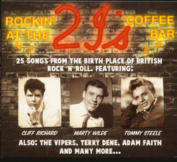 Rockin' At The 2 I's Coffee Bar (CD)