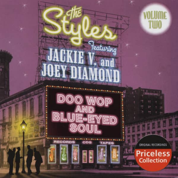 Styles Vol.2, Doo Wop And Blue-Eyed Soul