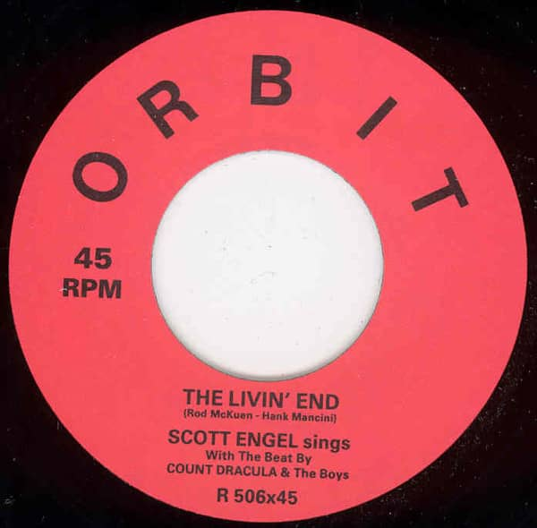 The Livin' End - Good For Nothin' 7inch, 45rpm
