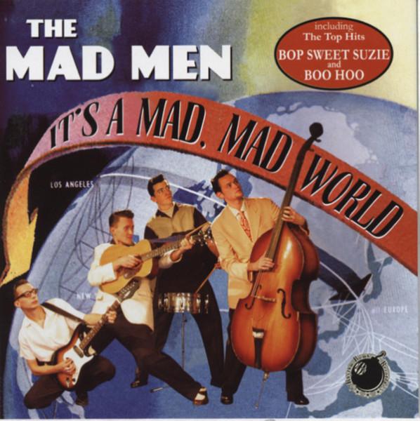 Mad Men It's A Mad, Mad World