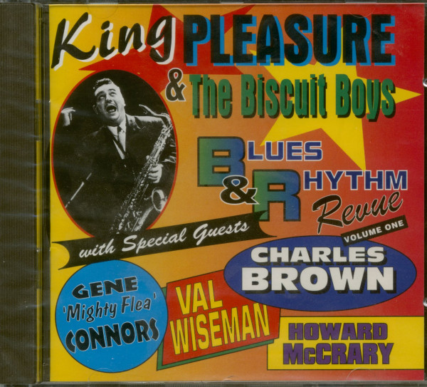 Blues & Rhythm Revue With Special Guests Vol.1 (CD)