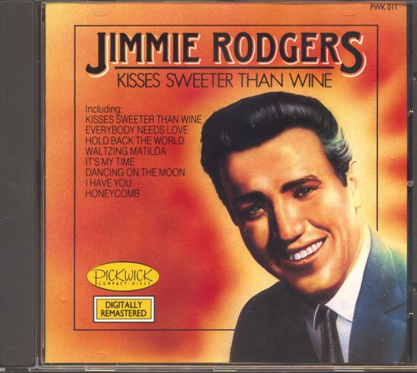 Kisses Sweeter Than Wine (CD)