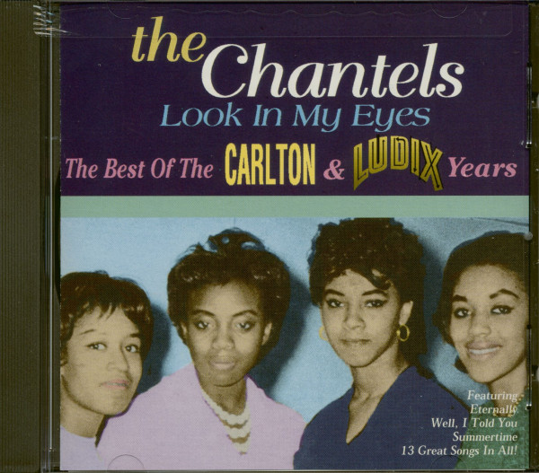 Look In My Eyes - The Best Of The Carlton & Ludix Years (CD)